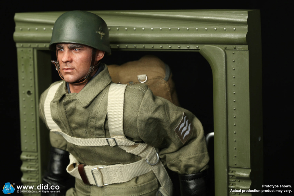 did - NEW PRODUCT: DID: 1/6 World War II Paratrooper Green Devil-Schmeling (# D80146) 18524110