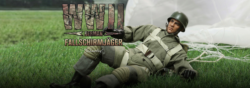 did - NEW PRODUCT: DID: 1/6 World War II Paratrooper Green Devil-Schmeling (# D80146) 18524210