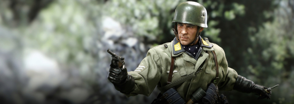 did - NEW PRODUCT: DID: 1/6 World War II Paratrooper Green Devil-Schmeling (# D80146) 18524910