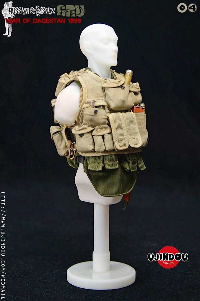 UJINDOU -  NEW PRODUCT: UJINDOU: 1/6 Russian Special Forces-Dagestan War 1999 #UD9004 [Update and update] 18782010