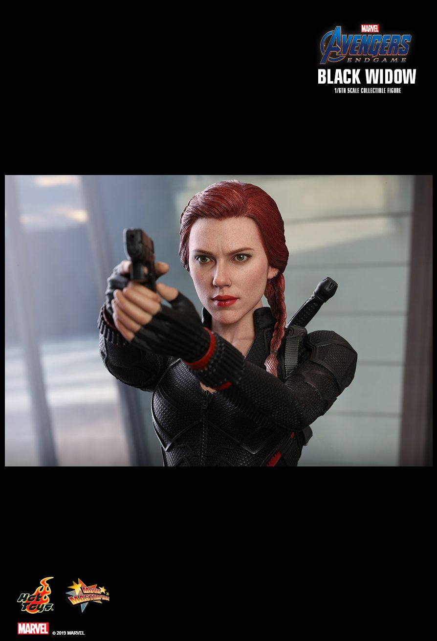 EndGame - NEW PRODUCT: HOT TOYS: AVENGERS: ENDGAME BLACK WIDOW 1/6TH SCALE COLLECTIBLE FIGURE 1880