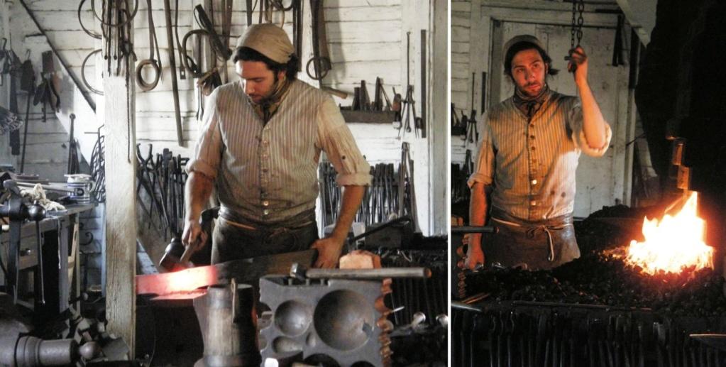 Scratchbuild - Blacksmith's workshop - Page 3 18th_c10