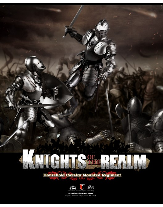 KnightsoftheRealm - NEW PRODUCT: CooModel: Knights of the Realm: Kingsguard (SE036), Famiglia Ducale (SE037) & Double Figure Set (SE038) 19003110