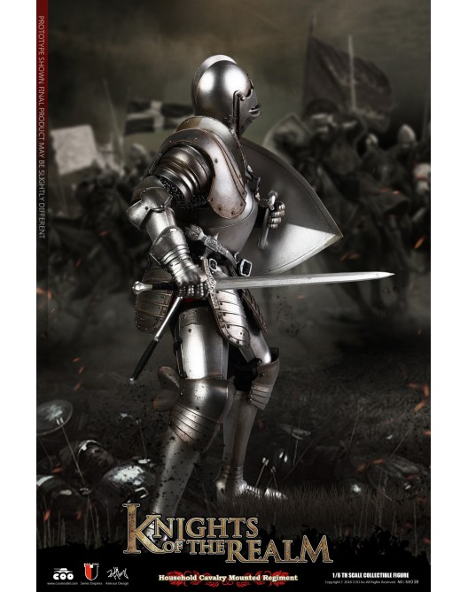 KnightsoftheRealm - NEW PRODUCT: CooModel: Knights of the Realm: Kingsguard (SE036), Famiglia Ducale (SE037) & Double Figure Set (SE038) 19003311