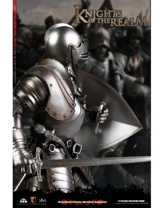 KnightsoftheRealm - NEW PRODUCT: CooModel: Knights of the Realm: Kingsguard (SE036), Famiglia Ducale (SE037) & Double Figure Set (SE038) 19003410