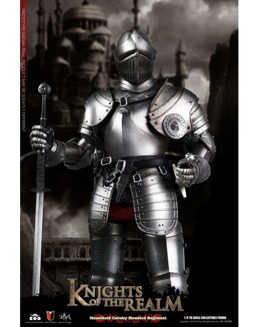 KnightsoftheRealm - NEW PRODUCT: CooModel: Knights of the Realm: Kingsguard (SE036), Famiglia Ducale (SE037) & Double Figure Set (SE038) 19003610