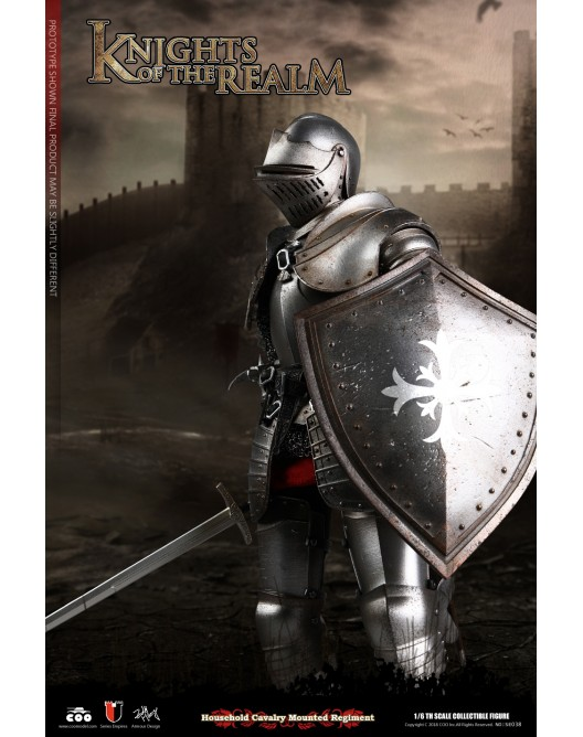 KnightsoftheRealm - NEW PRODUCT: CooModel: Knights of the Realm: Kingsguard (SE036), Famiglia Ducale (SE037) & Double Figure Set (SE038) 19003710
