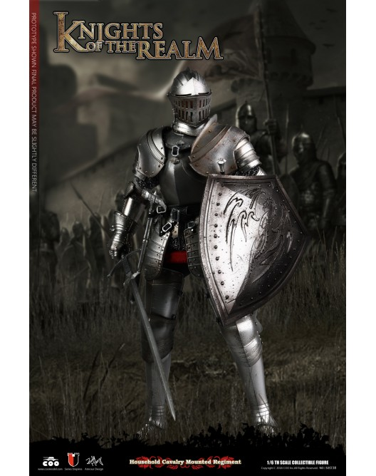 KnightsoftheRealm - NEW PRODUCT: CooModel: Knights of the Realm: Kingsguard (SE036), Famiglia Ducale (SE037) & Double Figure Set (SE038) 19003910