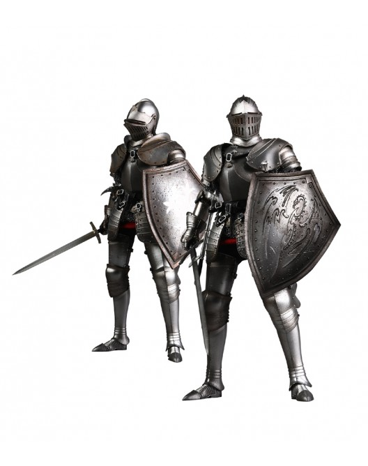 KnightsoftheRealm - NEW PRODUCT: CooModel: Knights of the Realm: Kingsguard (SE036), Famiglia Ducale (SE037) & Double Figure Set (SE038) 19004210