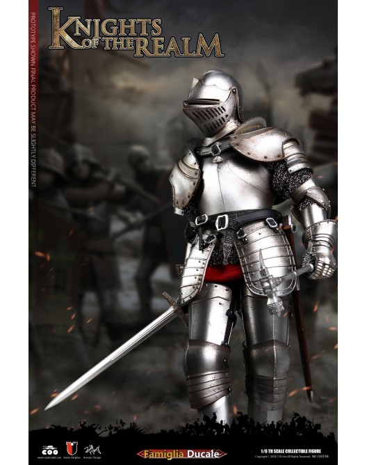 KnightsoftheRealm - NEW PRODUCT: CooModel: Knights of the Realm: Kingsguard (SE036), Famiglia Ducale (SE037) & Double Figure Set (SE038) 19043510