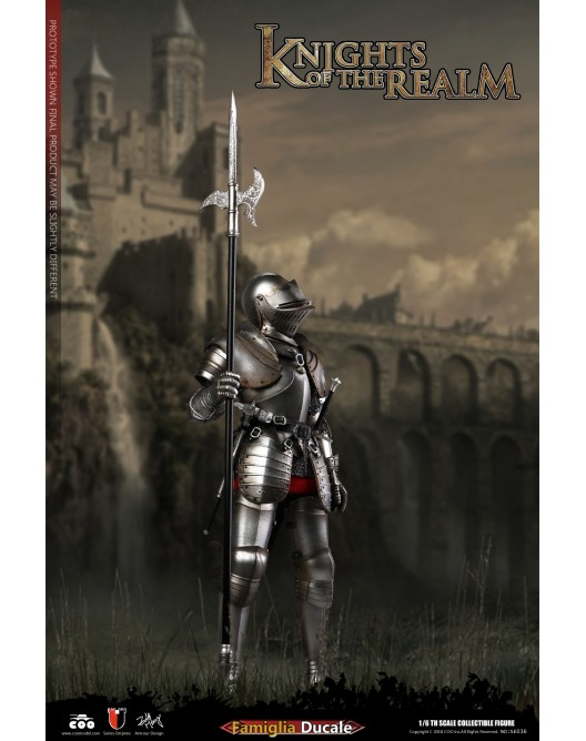 KnightsoftheRealm - NEW PRODUCT: CooModel: Knights of the Realm: Kingsguard (SE036), Famiglia Ducale (SE037) & Double Figure Set (SE038) 19043710