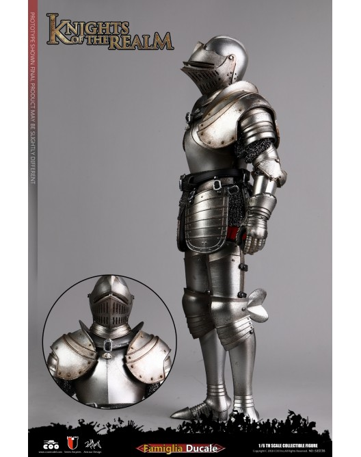 KnightsoftheRealm - NEW PRODUCT: CooModel: Knights of the Realm: Kingsguard (SE036), Famiglia Ducale (SE037) & Double Figure Set (SE038) 19043910