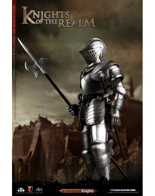 KnightsoftheRealm - NEW PRODUCT: CooModel: Knights of the Realm: Kingsguard (SE036), Famiglia Ducale (SE037) & Double Figure Set (SE038) 19054310