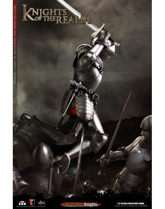 KnightsoftheRealm - NEW PRODUCT: CooModel: Knights of the Realm: Kingsguard (SE036), Famiglia Ducale (SE037) & Double Figure Set (SE038) 19054410