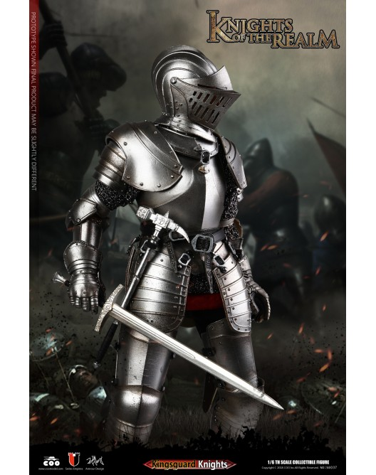 KnightsoftheRealm - NEW PRODUCT: CooModel: Knights of the Realm: Kingsguard (SE036), Famiglia Ducale (SE037) & Double Figure Set (SE038) 19054510