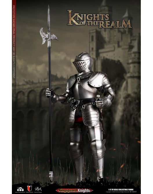 KnightsoftheRealm - NEW PRODUCT: CooModel: Knights of the Realm: Kingsguard (SE036), Famiglia Ducale (SE037) & Double Figure Set (SE038) 19054610