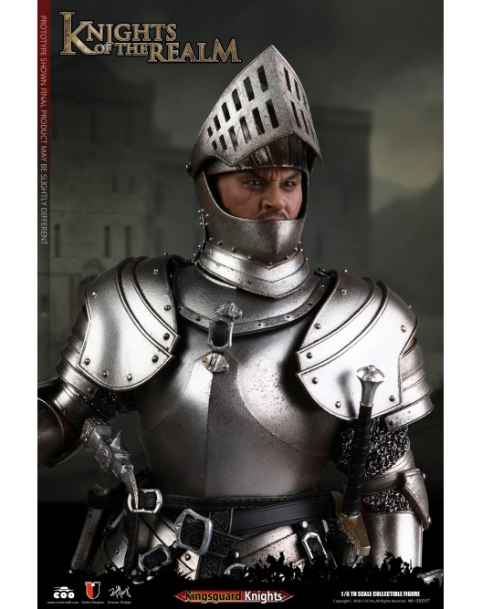 KnightsoftheRealm - NEW PRODUCT: CooModel: Knights of the Realm: Kingsguard (SE036), Famiglia Ducale (SE037) & Double Figure Set (SE038) 19054810