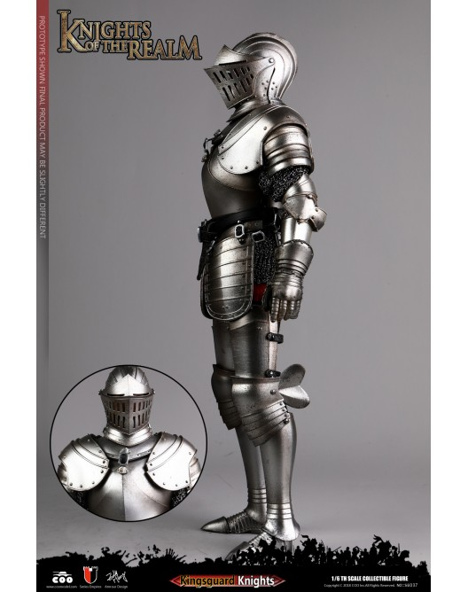 KnightsoftheRealm - NEW PRODUCT: CooModel: Knights of the Realm: Kingsguard (SE036), Famiglia Ducale (SE037) & Double Figure Set (SE038) 19054911