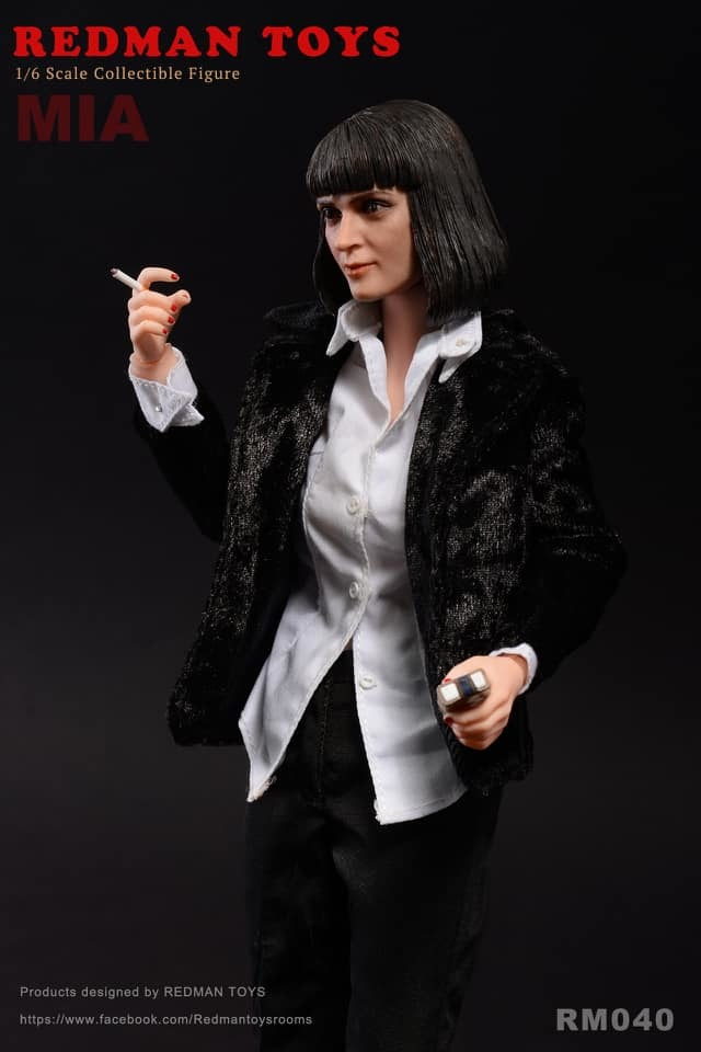 female - NEW PRODUCT: Redman: [RMT-040] Mia 1/6 Boxed Female Figure 1907