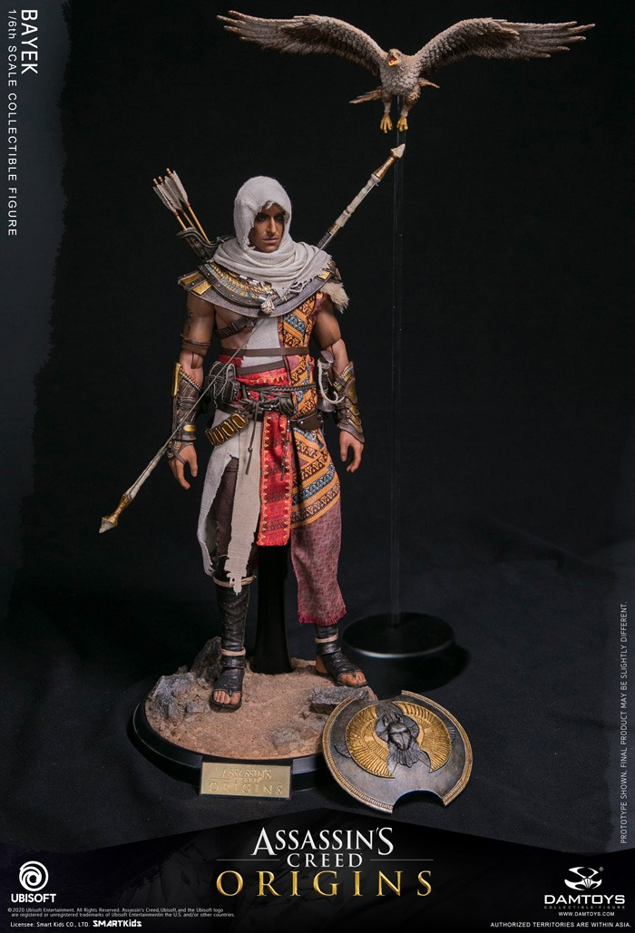 male - NEW PRODUCT: 1/6 DamToys Assassin's Creed Origins - Bayek 1/6 scale figure 19136