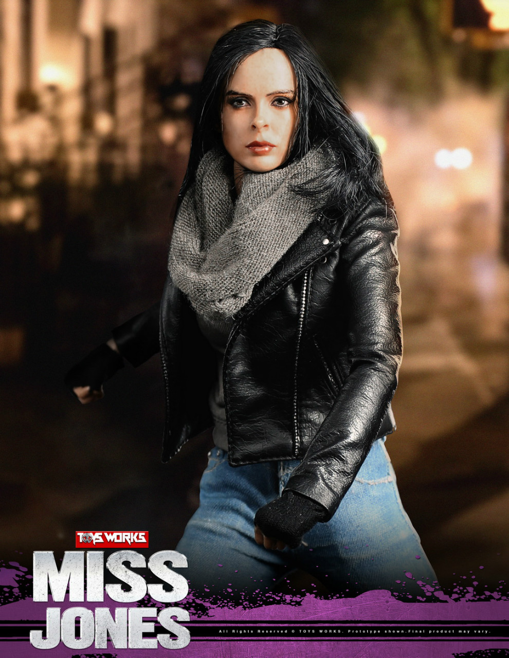 NEW PRODUCT: TOYS WORKS New: 1/6 Miss Jones Miss Jones can move TW007 19163610