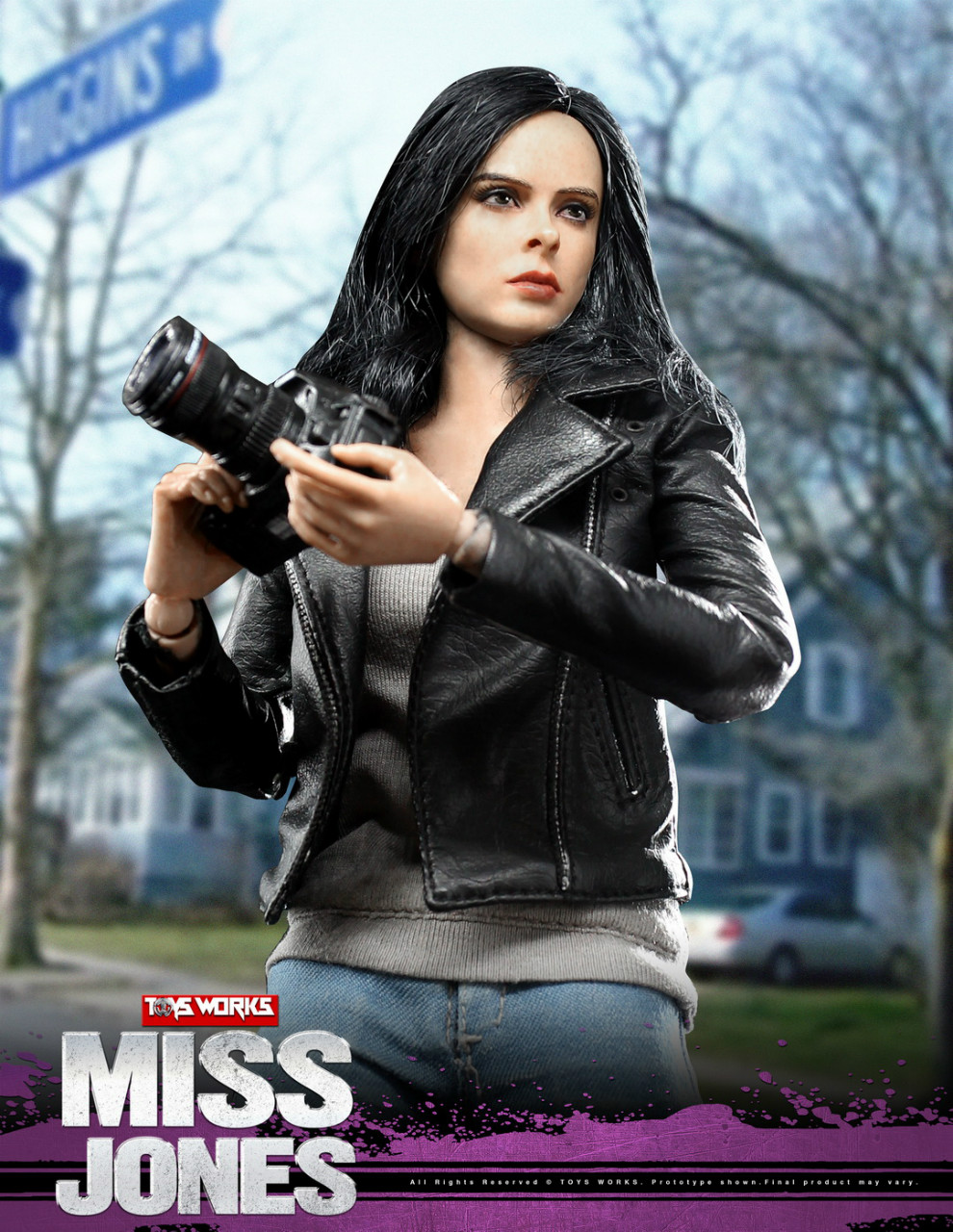 tv - NEW PRODUCT: TOYS WORKS New: 1/6 Miss Jones Miss Jones can move TW007 19163612