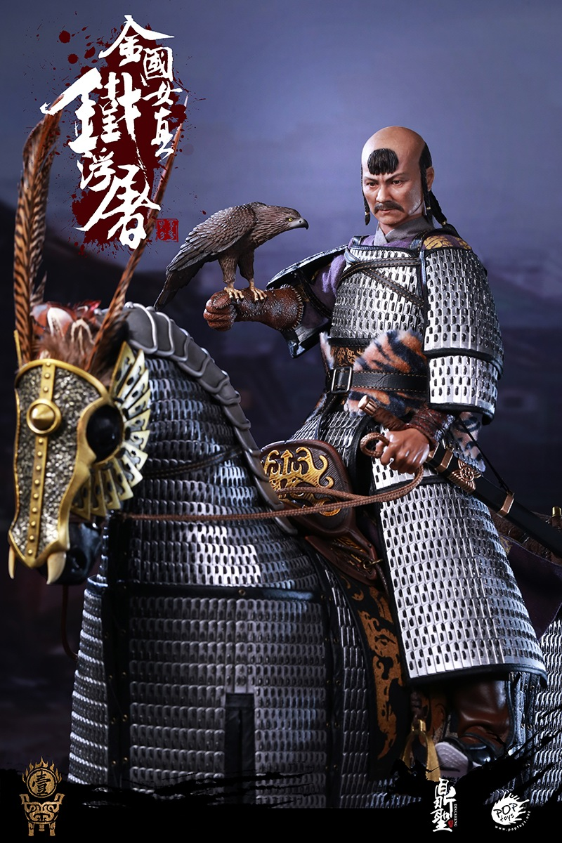 cavalry - NEW PRODUCT: Dingsheng Toys & POPTOYS 1/6 DS001 Jurchen Jin Dynasty Iron Pagoda - Standard & Deluxe Versions 19170710