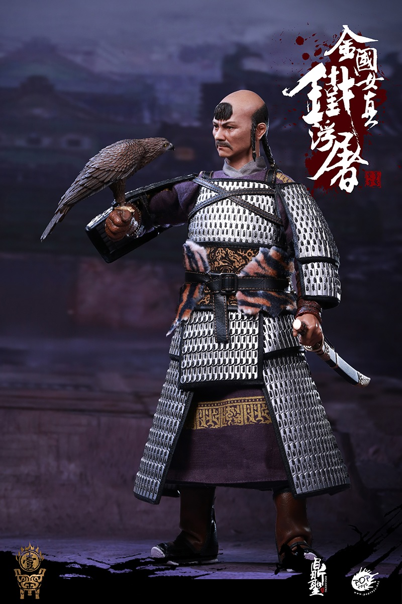 cavalry - NEW PRODUCT: Dingsheng Toys & POPTOYS 1/6 DS001 Jurchen Jin Dynasty Iron Pagoda - Standard & Deluxe Versions 19170910