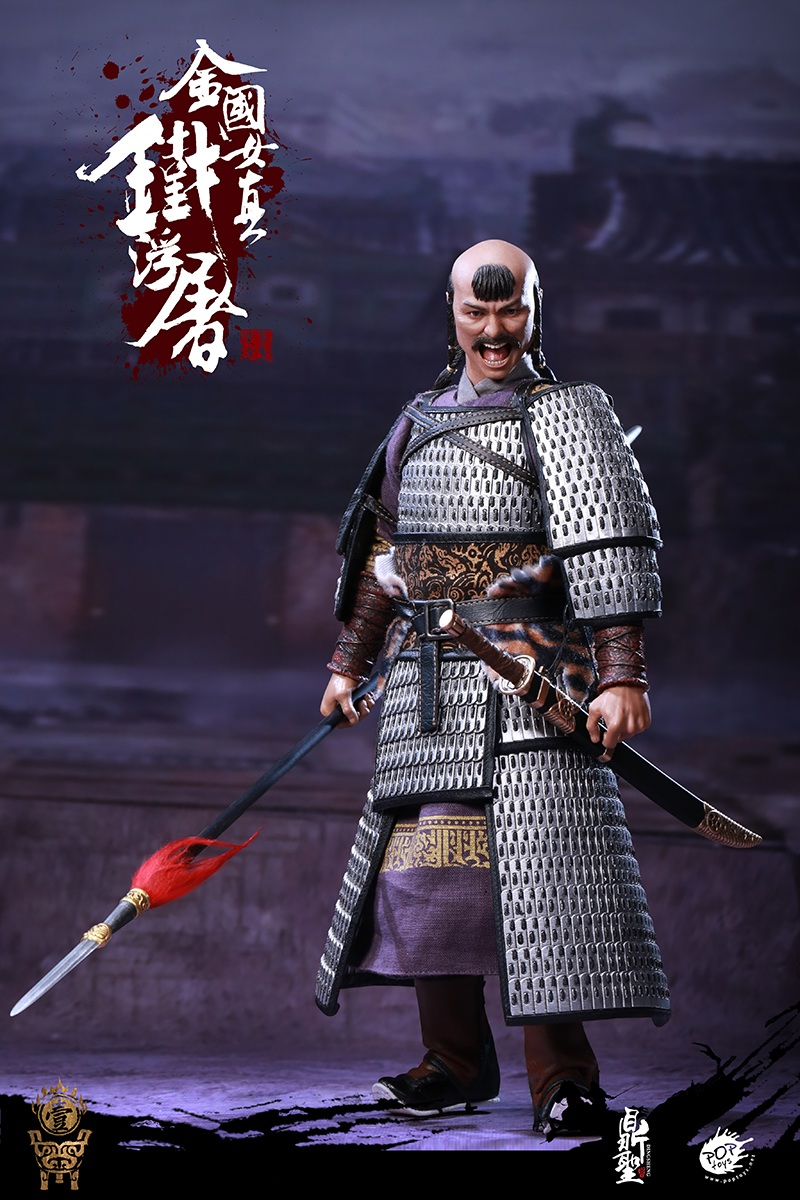 cavalry - NEW PRODUCT: Dingsheng Toys & POPTOYS 1/6 DS001 Jurchen Jin Dynasty Iron Pagoda - Standard & Deluxe Versions 19171310