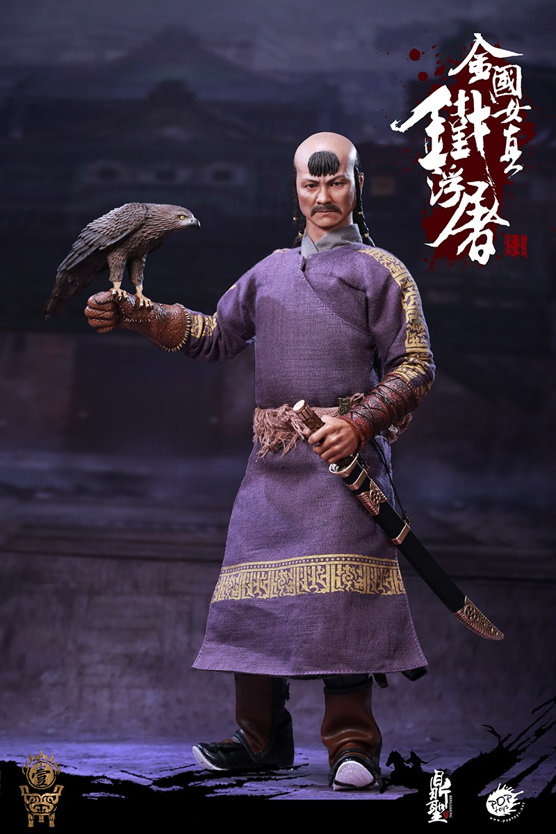 cavalry - NEW PRODUCT: Dingsheng Toys & POPTOYS 1/6 DS001 Jurchen Jin Dynasty Iron Pagoda - Standard & Deluxe Versions 19172110