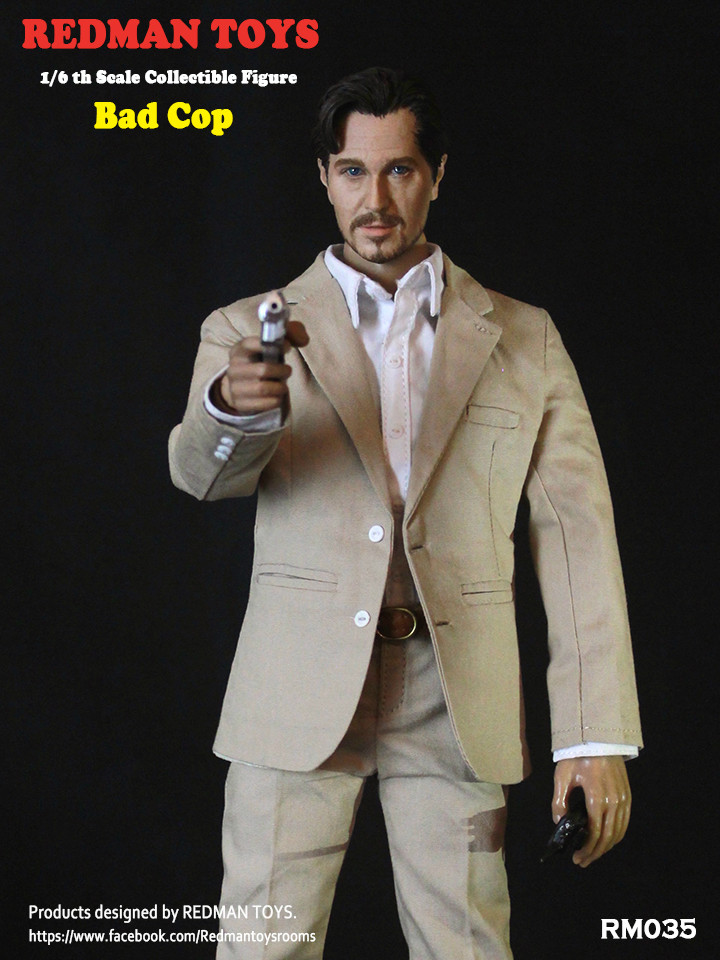 NEW PRODUCT: REDMAN TOYS New: 1/6 This killer bad police The Professional Bad Cop 19203115