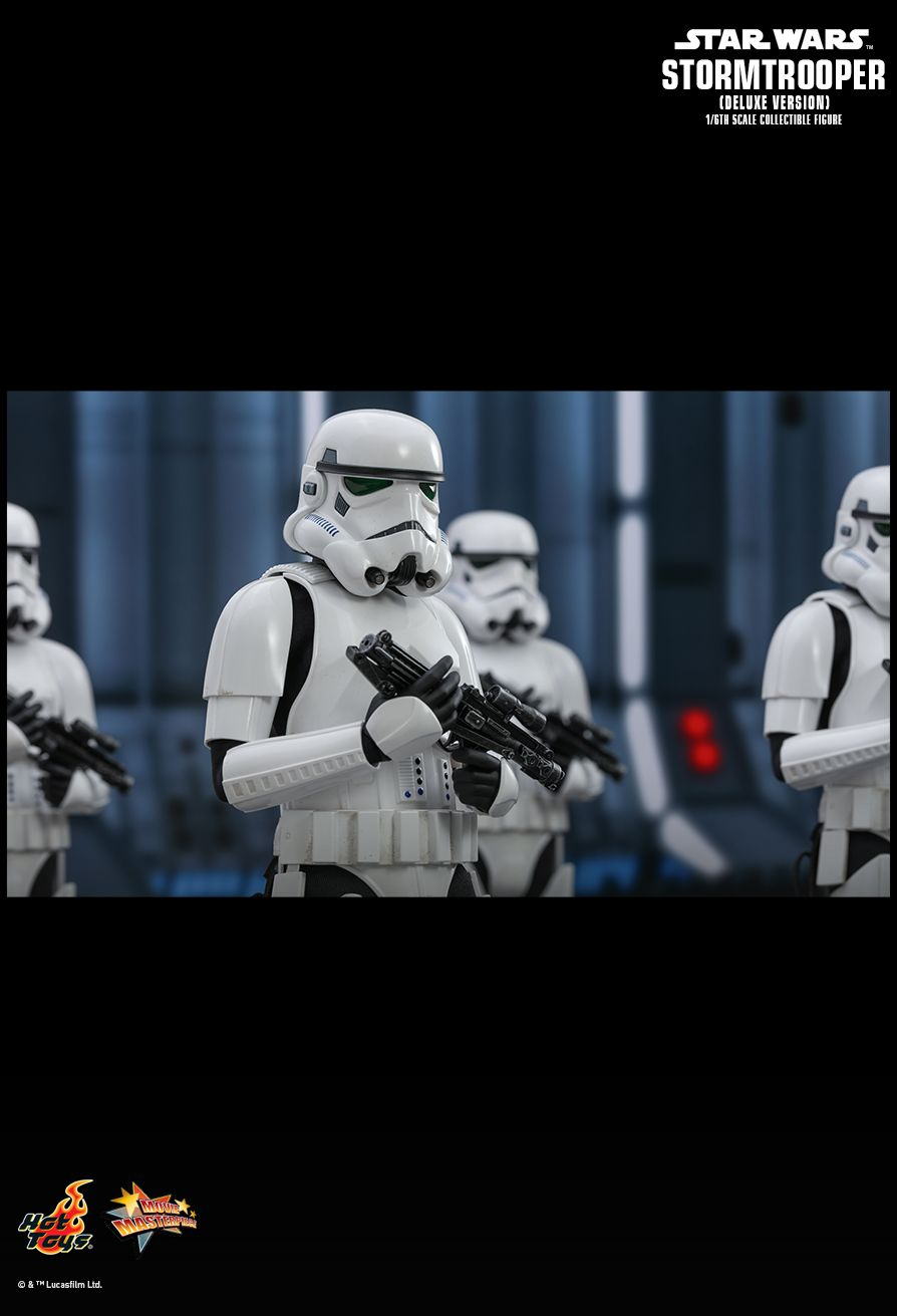 stormtrooper - NEW PRODUCT: HOT TOYS: STAR WARS STORMTROOPER (DELUXE VERSION) 1/6TH SCALE COLLECTIBLE FIGURE 1941