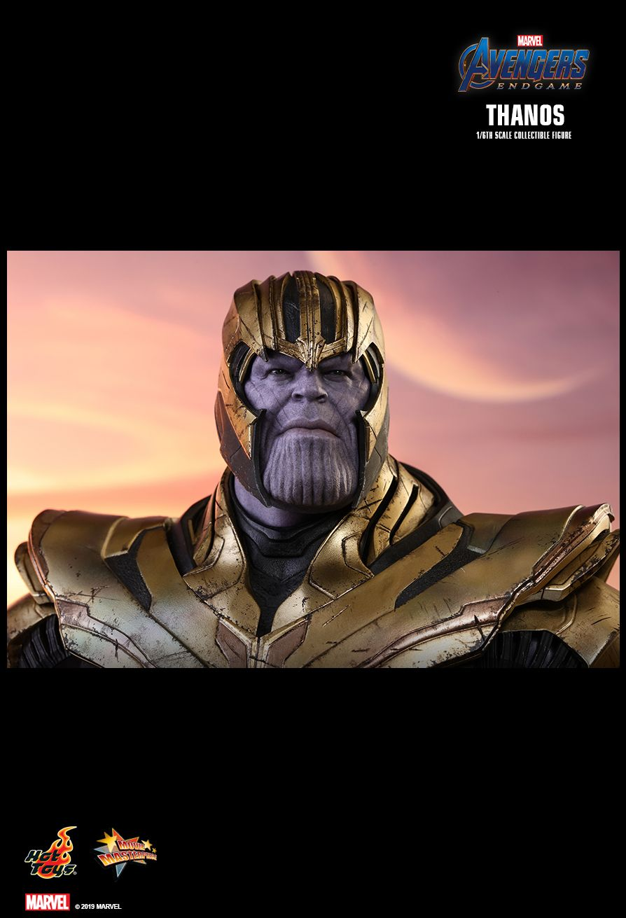 Thanos - NEW PRODUCT: HOT TOYS: AVENGERS: ENDGAME THANOS 1/6TH SCALE COLLECTIBLE FIGURE 1965