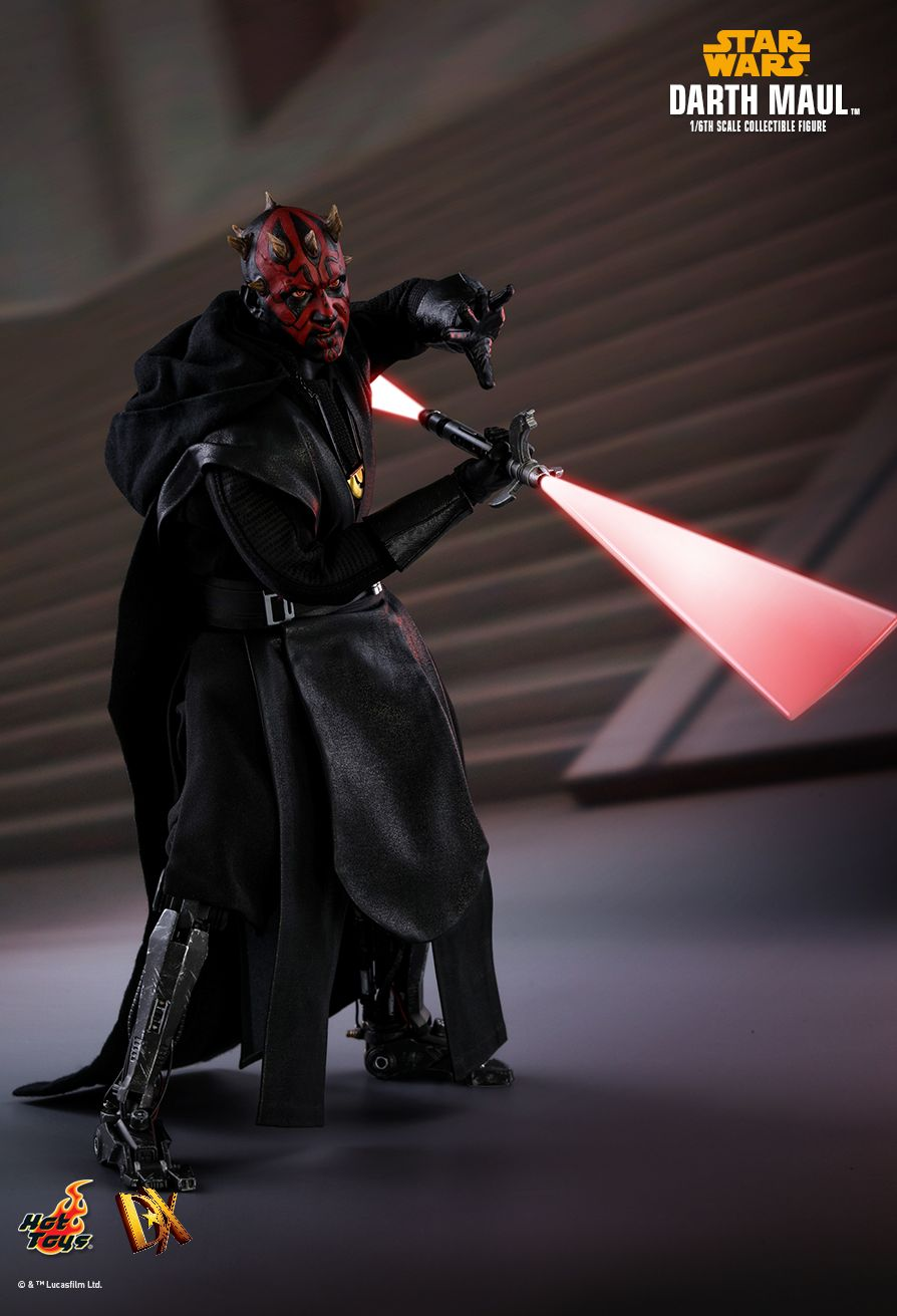 solo - NEW PRODUCT: HOT TOYS: SOLO: A STAR WARS STORY DARTH MAUL 1/6TH SCALE COLLECTIBLE FIGURE 1984