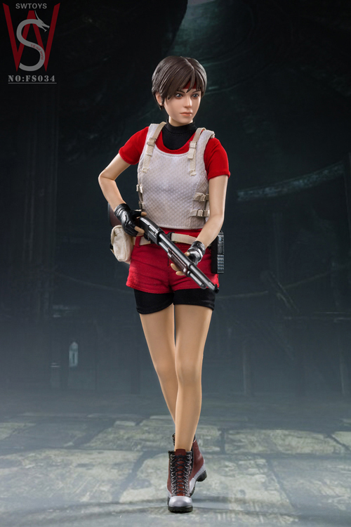 Female - NEW PRODUCT: 1/6 SWTOYS FS034 Chambers 2.0 Action Figure 1_313210