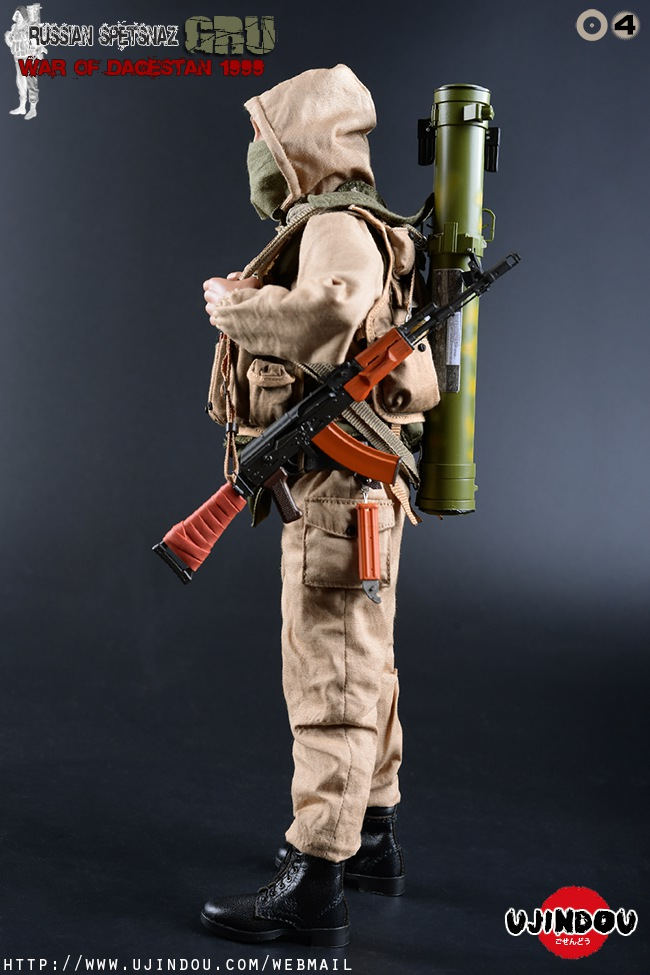 UJINDOU -  NEW PRODUCT: UJINDOU: 1/6 Russian Special Forces-Dagestan War 1999 #UD9004 [Update and update] 1a68ef10