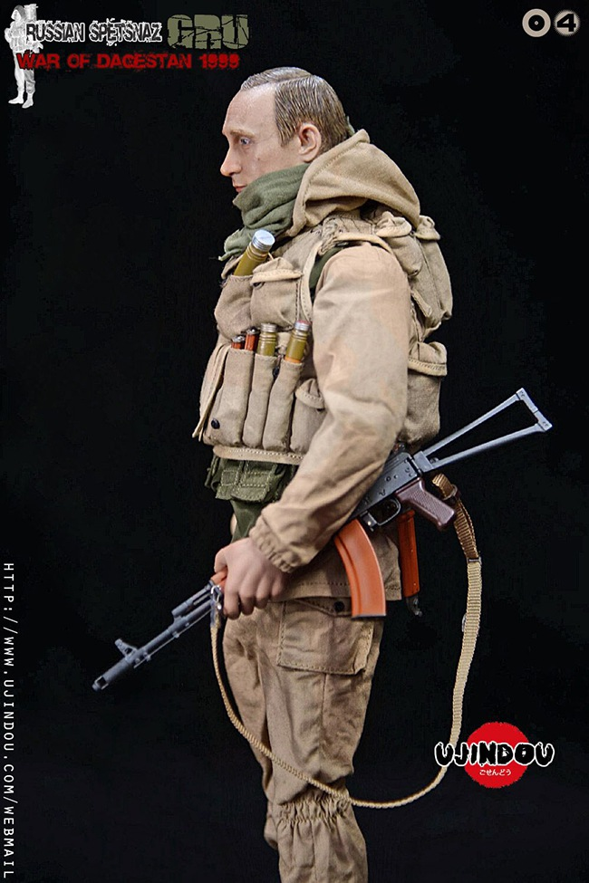 UJINDOU -  NEW PRODUCT: UJINDOU: 1/6 Russian Special Forces-Dagestan War 1999 #UD9004 [Update and update] 1c391410