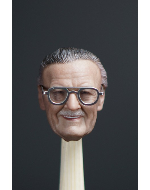 male - NEW PRODUCT: Manipple MP09 1/12 scale Male Head Sculpt 1d364710