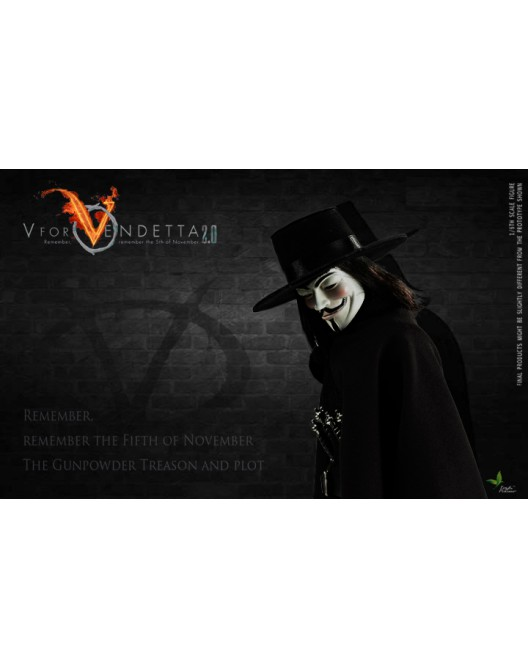 ToysPower - NEW PRODUCT: Toyspower CT013 1/6 Scale V for VENDETTA 2.0 2-528x19