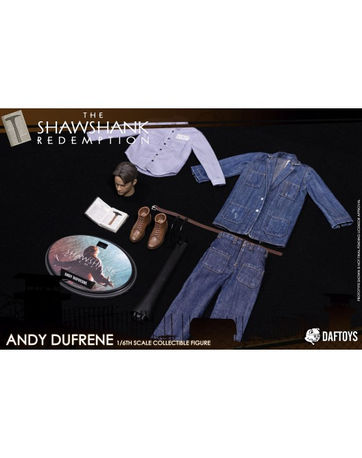 NEW PRODUCT: Daftoys 1/6 Scale Andy Costume Set 20-52818