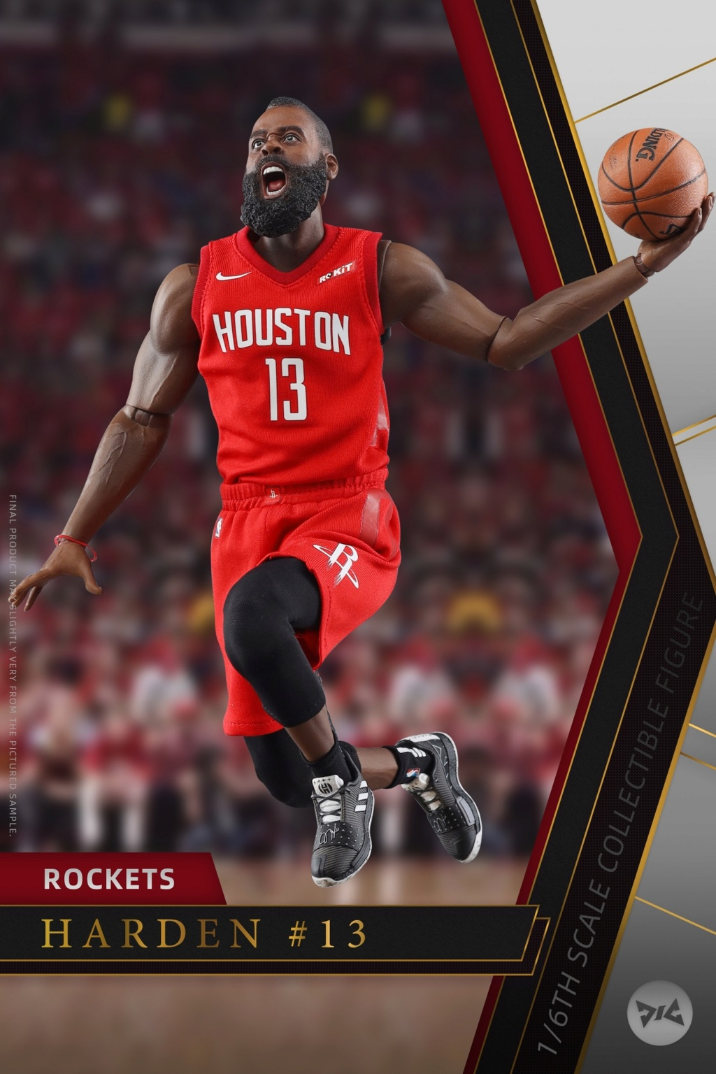 AfricanAmerican - NEW PRODUCT: DJ CUSTOM: 1/6 New Basketball Player Series - Harden (Normal & Deluxe Edition) 20144710