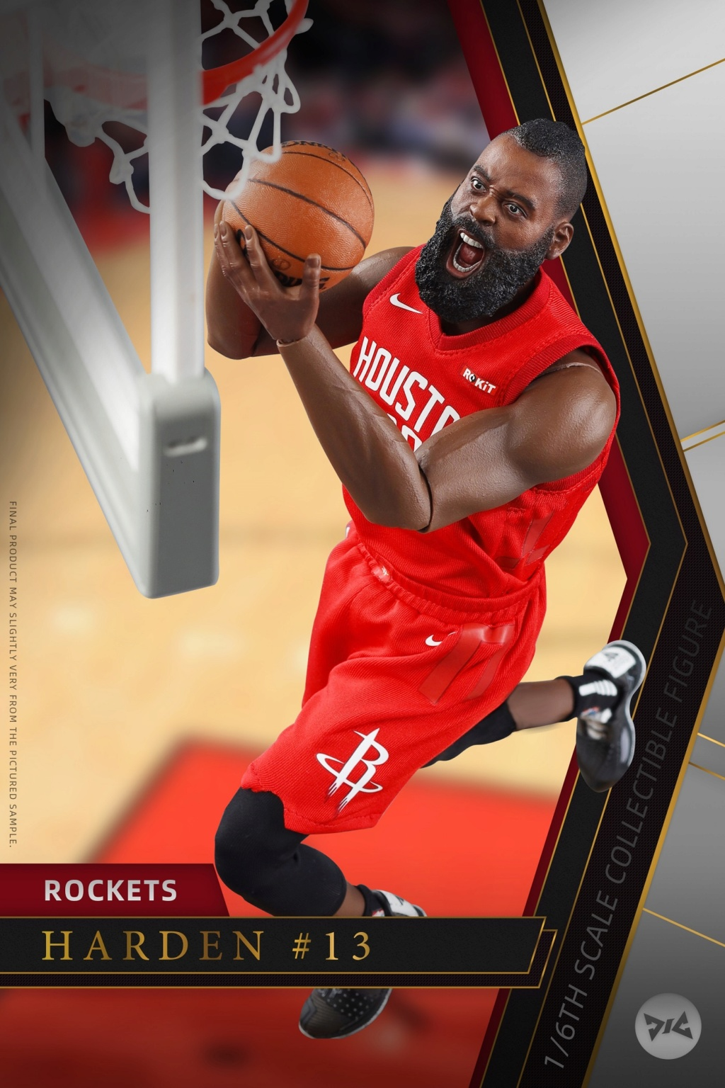 AfricanAmerican - NEW PRODUCT: DJ CUSTOM: 1/6 New Basketball Player Series - Harden (Normal & Deluxe Edition) 20144910