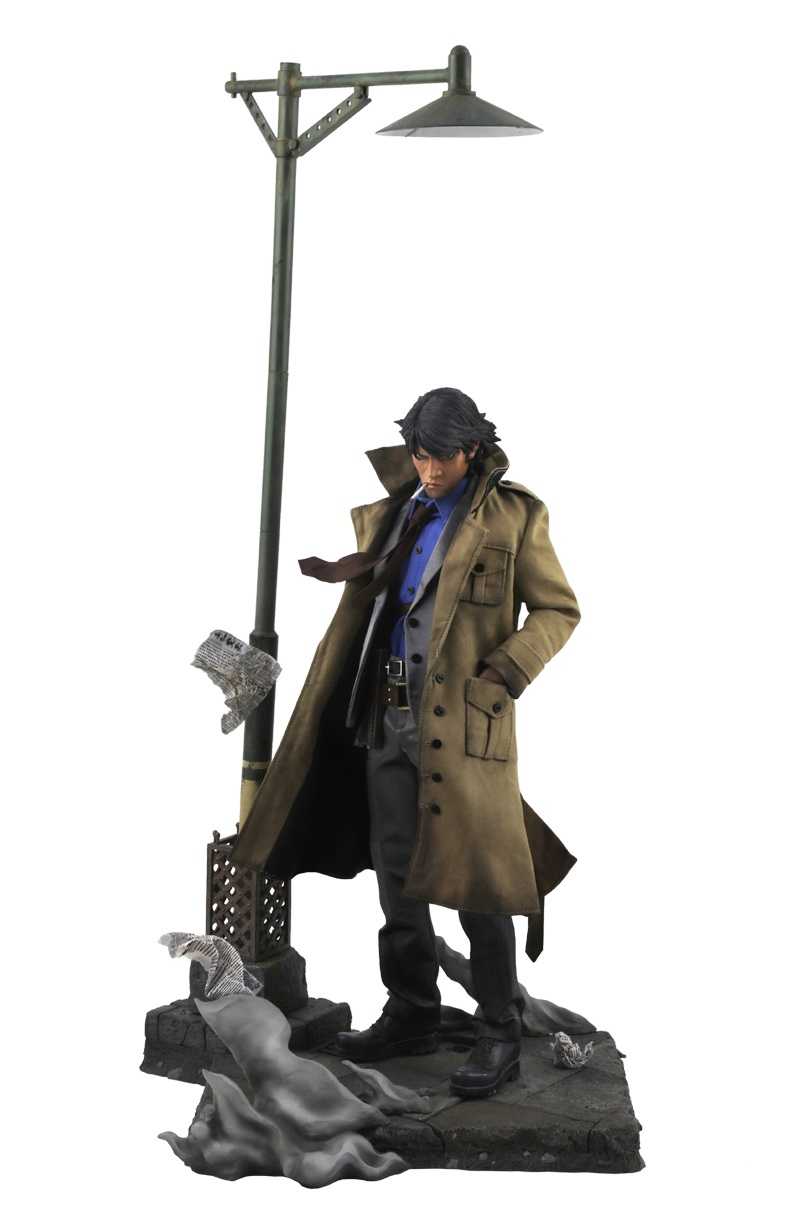 DetectiveW - NEW PRODUCT: COOMODEL X Even: 1/6 Vice City - Detective W [Standard Edition & Collector's Edition] - Four-headed configuration 20282912