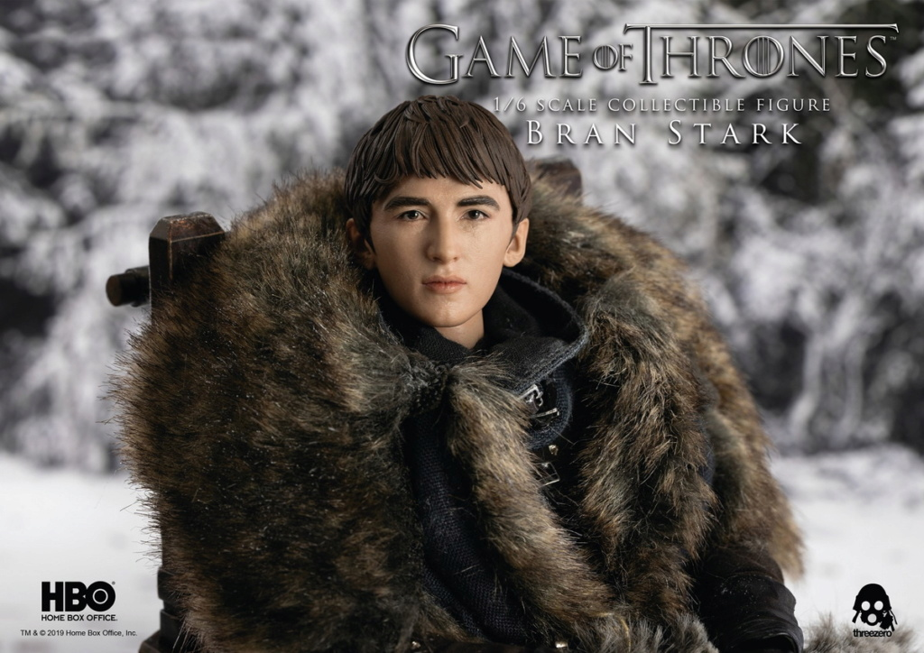 "fantasy - NEW PRODUCT: ThreeZero: 1/6 ""Game of Thrones"" - Bran Stark / Bran Stark can be moved 20473610"