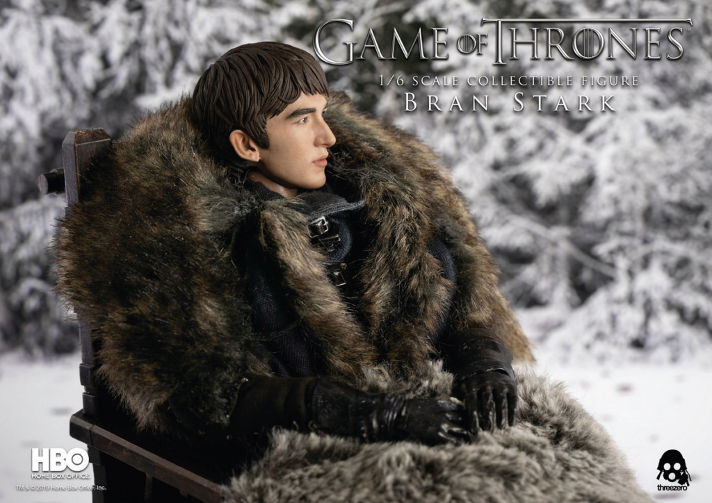 "fantasy - NEW PRODUCT: ThreeZero: 1/6 ""Game of Thrones"" - Bran Stark / Bran Stark can be moved 20480110"