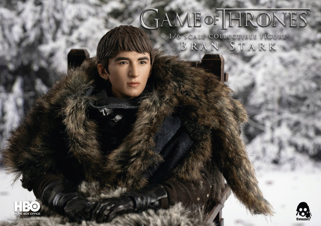 "fantasy - NEW PRODUCT: ThreeZero: 1/6 ""Game of Thrones"" - Bran Stark / Bran Stark can be moved 20483711"