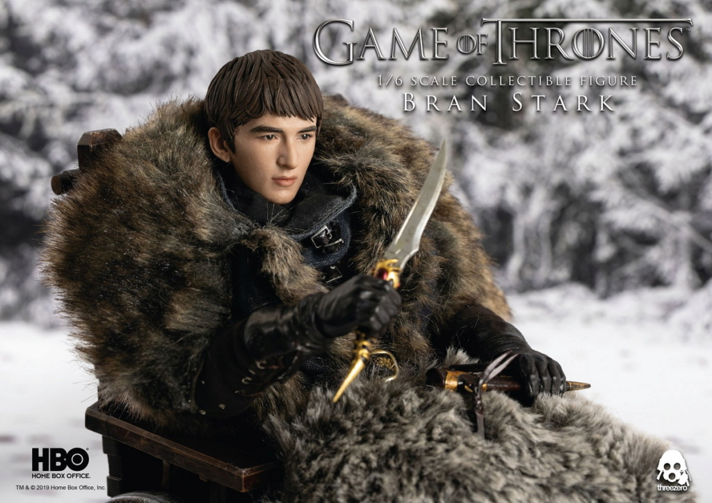 "fantasy - NEW PRODUCT: ThreeZero: 1/6 ""Game of Thrones"" - Bran Stark / Bran Stark can be moved 20490810"