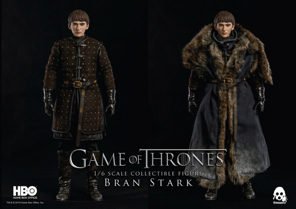 "fantasy - NEW PRODUCT: ThreeZero: 1/6 ""Game of Thrones"" - Bran Stark / Bran Stark can be moved 20491910"