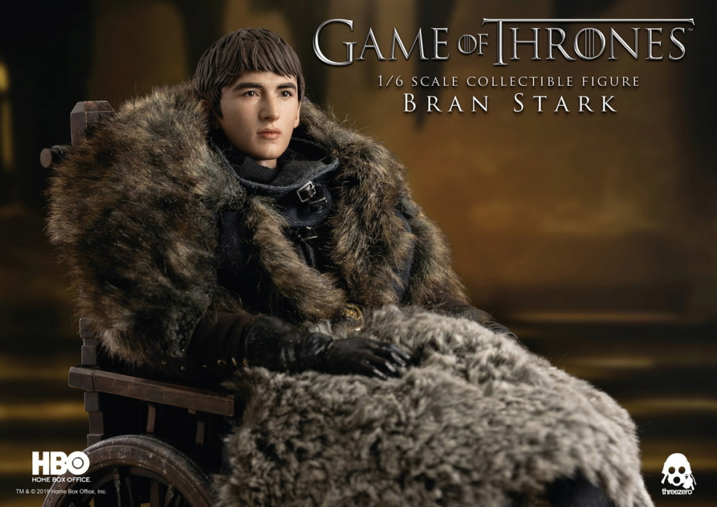 "fantasy - NEW PRODUCT: ThreeZero: 1/6 ""Game of Thrones"" - Bran Stark / Bran Stark can be moved 20491911"