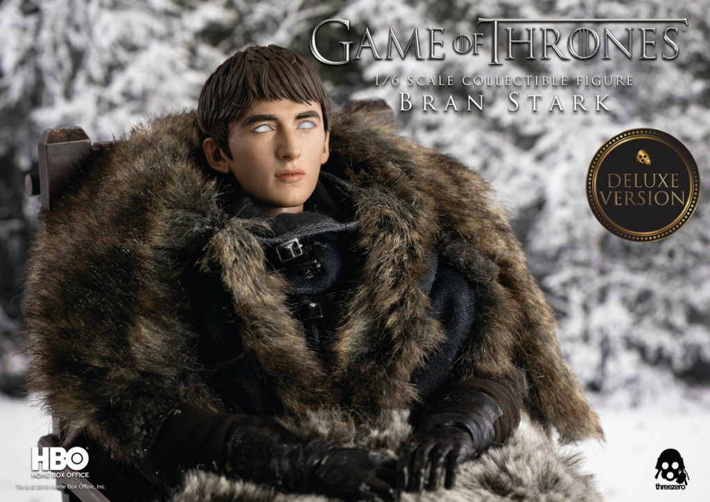 "fantasy - NEW PRODUCT: ThreeZero: 1/6 ""Game of Thrones"" - Bran Stark / Bran Stark can be moved 20492111"